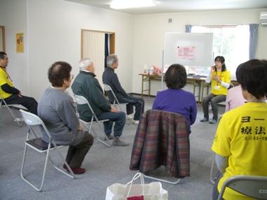 福島県でのボランティア