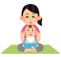 母と子のヨガ